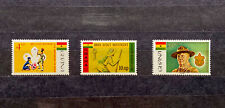 GHANA Stamps Sc# 308-10 Conditions MNH Year 1967 Cv19 $1.05  (1395)