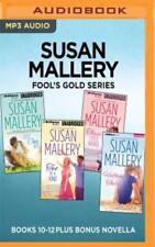 Susan Mallery Fool's Gold Series: Books 10-12 Plus Bonus Novella: Just One Kiss,