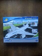NEW SEALED Cobi Boeing 777 Model 26261 280 Piece LEGO