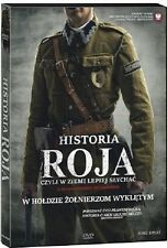 HISTORIA ROJA, czyli w ziemi   DVD 2015 POLISH POLSKI