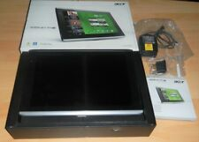 ACER ICONIA A501 3G UMTS 16GB WIFI/Wlan TABLET PC mit OVP