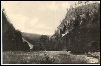 Tambach-Dietharz Thüringen DDR  Postkarte Schmalwasser Grund AK 1960 gelaufen