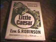 LITTLE CAESAR ORIG MOVIE POSTER R54 EDWARD G ROBINSON