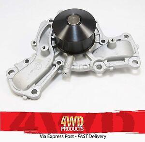 Water Pump for Mitsubishi Pajero NJ NK 3.5-V6 6G74 DOHC (93-97)