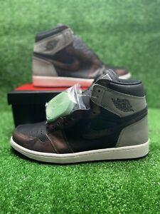 In Hand Nike Jordan 1 Retro High Patina Rust Shadow M 12