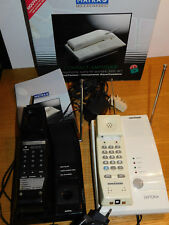 LOT 2 TELEPHONE sans fil MATRA contact amplitude ALCATEL daytona phone TELEFON
