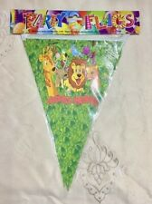 Party :  Animal Safari Jungle Flag Banner Banderitas  Party Decor