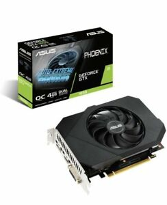ASUS Gaming Graphics Card Phoenix NVIDIA GeForce GTX 1650 OC Edition