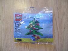 LEGO Creator 30009 Christmas Tree Polybag 47pcs New Unopened