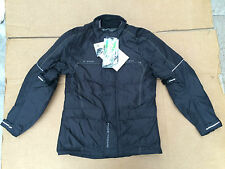 "FRANK THOMAS Mens Textile Motorcycle / Motorbike Biker Jacket UK 36"" Chest (LB3)"