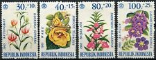 Indonesia 1965 SG#1064-7 Flowers MH Set #D78837