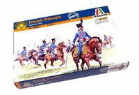 Italeri French Hussars 1/72 Figures Kit - 6008