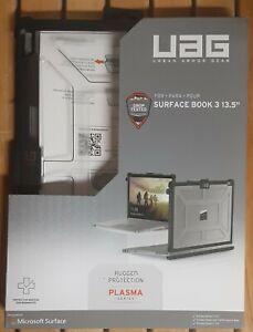 "UAG Plasma Series Microsoft Surface Book 3 Case 13.5"" Clear/Black NIOB"