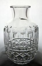 Shannon Crystal, Designs of Ireland, 24% Lead Crystal Vase, Made in Poland