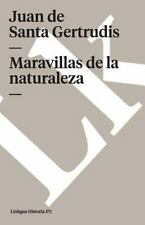 Maravillas de la Naturaleza (Paperback or Softback)