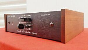 Serviced-SAE Model 5000 Impulse Noise (Vinyl Pops & Clicks) Reduction System-NM