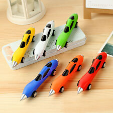 Creative Car Shaped Ballpoint Pen Novelty Ball Pen Korean Stationery Gift Set