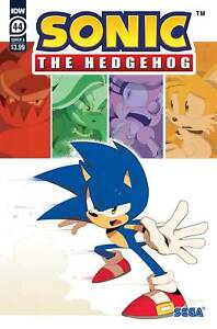 Sonic the Hedgehog #28-45   Select A & B 1:10 Covers   IDW NM 2021