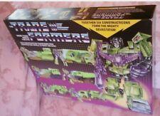 Transformers Devastator G1 6 Decepticons