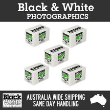 *New* Ilford HP5 Plus 24 exp 35mm (5 Rolls) - Free Shipping
