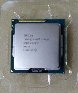 Intel Core i7 3770K 3.5 GHz Sockel 1155