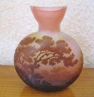 Vase, Jugendstil, Galle