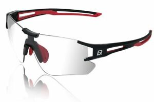 Cycling Photochromic Glasses UV400 Outdoors Sports Sunglasses Bicycle Frameless
