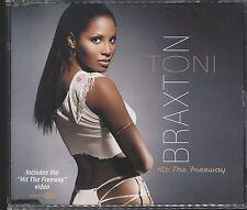 Toni Braxton - Hit the Freeway CD (Single)