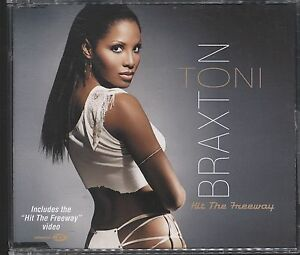 Toni Braxton - Hit the Freeway CD (Single)