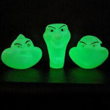 Casper The Friendly Ghost Ghostly Trio Glow In Dark Figures Harvey Noveltoons