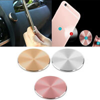 Car Vehicles Dash Metal Magnetic Mount Holder Support For Mobile Phone GPS