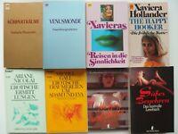 8 Varia TB Erotica LOT Sammlung Erotik Konvolut erotische Literatur Sachbücher