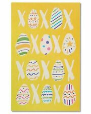 American Greetings Eggs and Kisses Easter Card with Foil