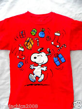 SNOOPY Christmas Shirt (Size SMALL)