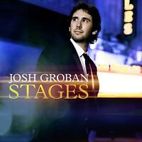 JOSH GROBAN - STAGES  CD NEU