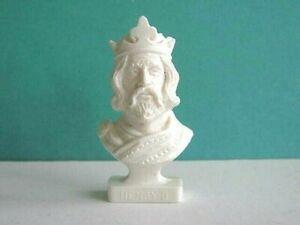 "1 x CLEVELAND PETROL. 1970's KINGS & QUEENS BUST. ""HENRY II""  .. PLASTIC FIGURE"