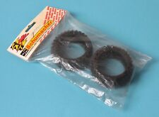 Schumacher u6659d tires Yellow 4wd rear rt3 (1 pair) Tamiya Kyosho Yokomo Asso