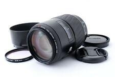 """""""Near Mint"""" Minolta AF 100-300mm F/4.5-5.6 Macro Zoom Lens  w/ Hood,Filter #3963"""