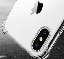 Comsoon iPhone Xs Max Case, [Shock Absorption][Crystal Clear] Soft TPU Bumper