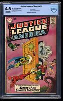 Justice League Of America #2 CBCS VG+ 4.5 Off White