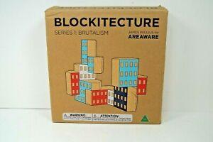 Areaware Blockitecture Series 1 Brutalism