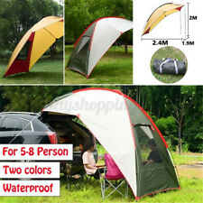 Universal Car Awning Rooftop Tent Sunshade Outdoor Camping Travel Tent