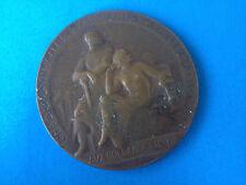 Médaille en Bronze PAX LABOR Syndicat Fabricants par BLIN / French Medal