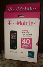 T-Mobile - Kyocera Rally Cell Phone - Black Model S1370