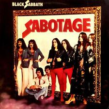 Black Sabbath – Sabotage  CD Early Warner Brothers issue