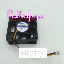 EVERCOOL EC7025L12ER cooling fan DC12V 0.14A 70*70*25mm 3wire #ME30 QL