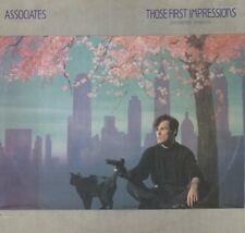 Associates Those First Impressions (Xtended) - UK 12""