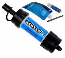Sawyer Mini Wasserfilter SP128 mit Trinkbeutel WATER Filter Wasseraufbereitung a