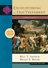 Encountering the Old Testament,: A Christian Survey (Encountering-ExLibrary