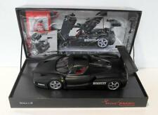 BBR 1/18 Scale Diecast - He180023 Ferrari ENZO Test 2003 Matt Black Ltd 999pcs